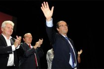 Francois Hollande, used under CC license by Flickr user jmayrault: http://www.flickr.com/photos/jmayrault/6170504903/