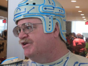 Tron Guy at ROFLCon