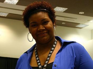 Racialicious editor Latoya Peterson.