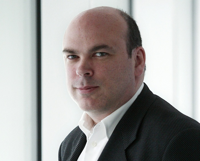 Former Autonomy CEO Mike Lynch