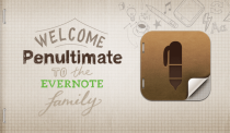 Penultimate Evernote