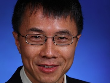 Qi Liu, president of Microsoft Online Business Services