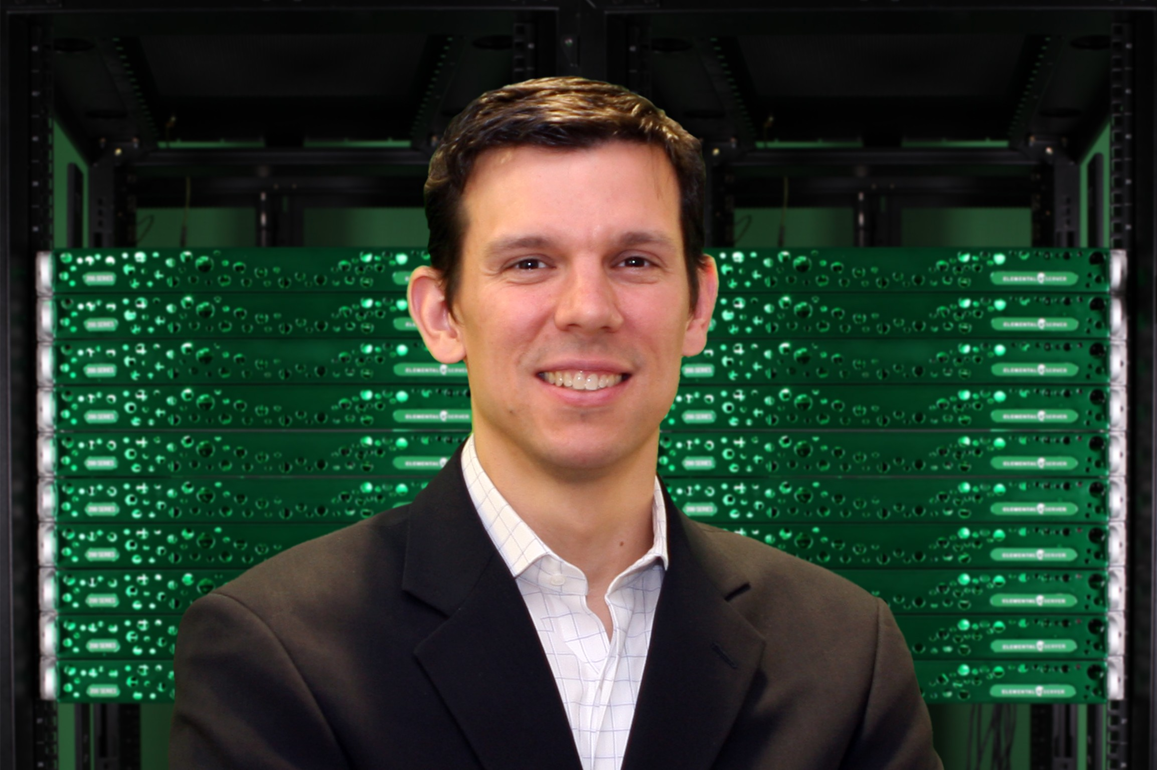 Sam Blackman, CEO of Elemental
