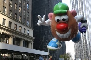Mr. Potato Head Parade