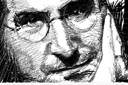 Steve Jobs doodle.ly