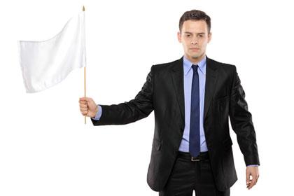 whiteflag-shutterstock