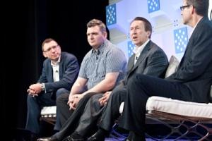 Jurgen Urbanski, Tony Lucas, Steve Collen Structure 2012