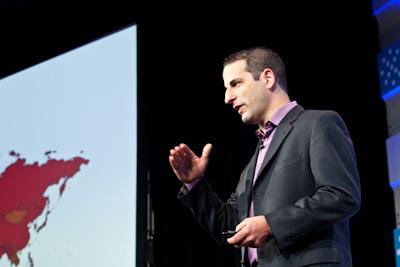 Marty Kagan, co-founder and CEO, Cedexis (c)2012 Pinar Ozger pinar@pinarozger.com