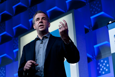 Jason Waxman, VP and GM, Cloud Infrastructure Group, Intel