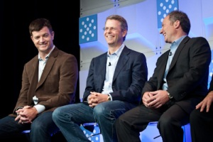John Vironis Lightspeed Ventures, Michael Skok North Bridge Venture Partners, Frank Artale Ignition Partners Structure 2012