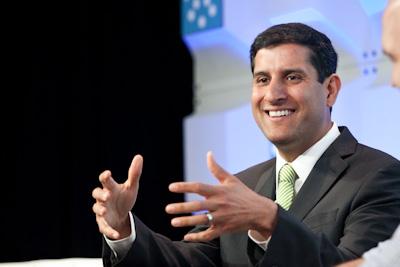 Vivek Kunda, EVP, Emerging Markets, Salesforce.com (c)2012 Pinar Ozger pinar@pinarozger.com