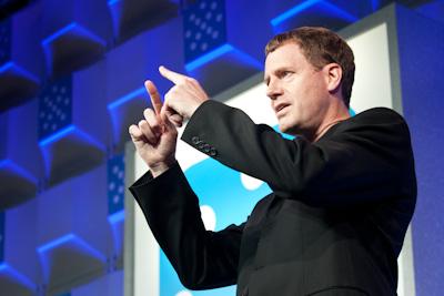 Damian Black, CEO, SQLstream