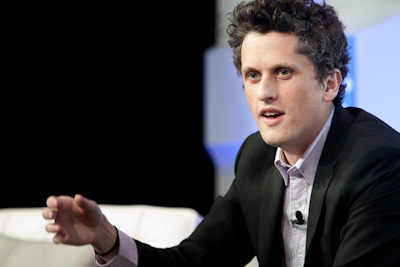 Aaron Levie, Co-Founder and CEO, Box (c) 2012 Pinar Ozger pinar@pinarozger.com