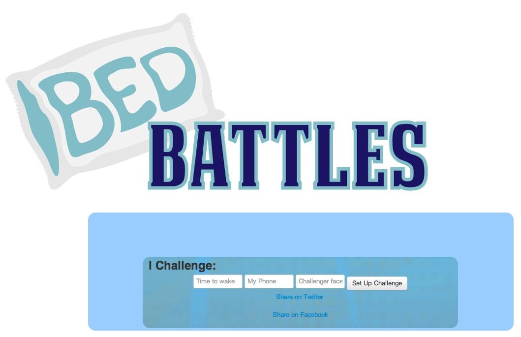 bed battles