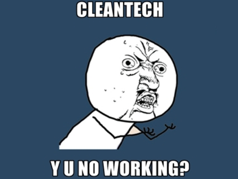 CleantechYUNoWorking