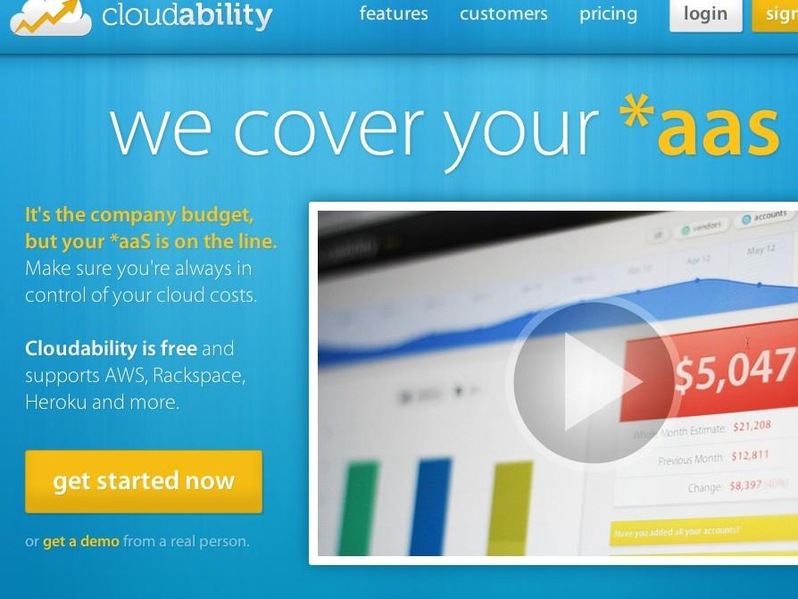 cloudabilityscreen