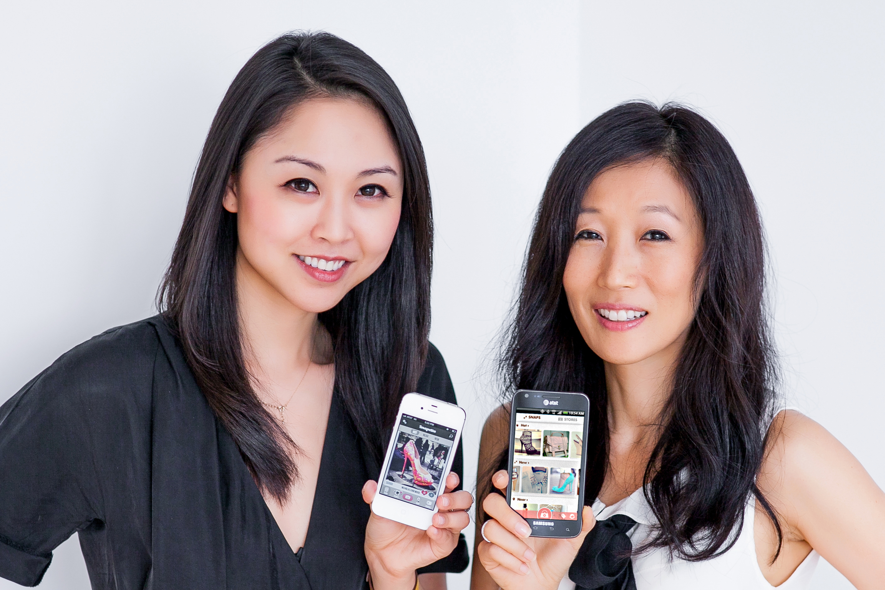 Co-founders Sarah Paiji and Jinhee Kim