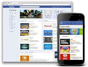 FB app store