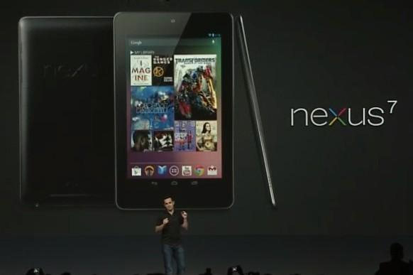 google io keynote nexus 7