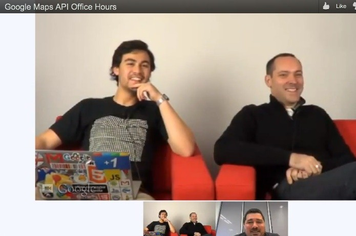 hangouts office hours