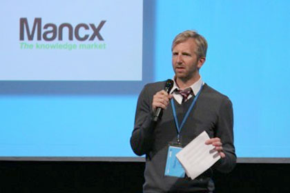 Henrik Dillman of Q&A site Mancx