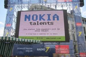 Nokia talents