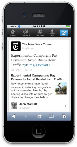 nytimes expanded tweet