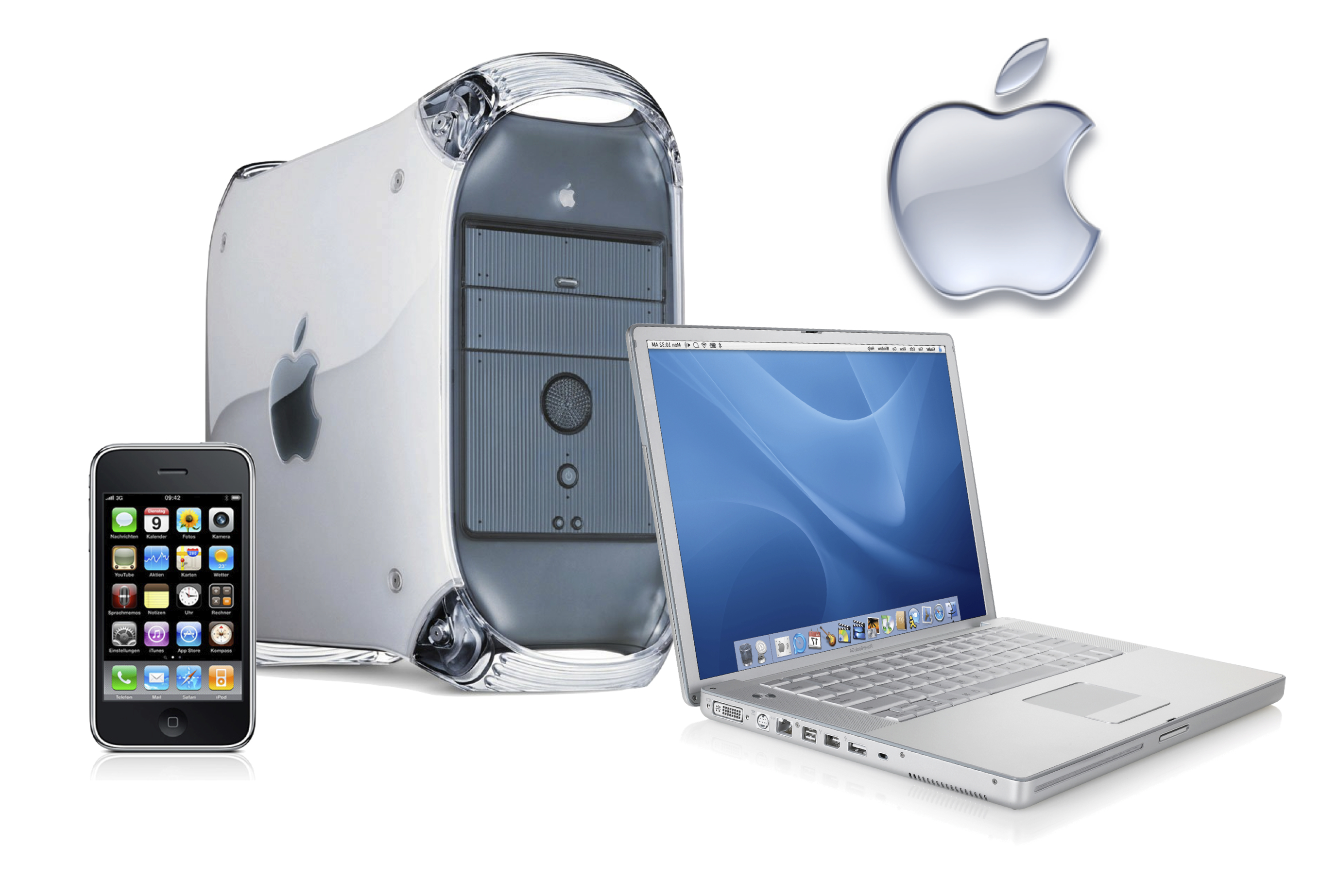 Older Apple Devices