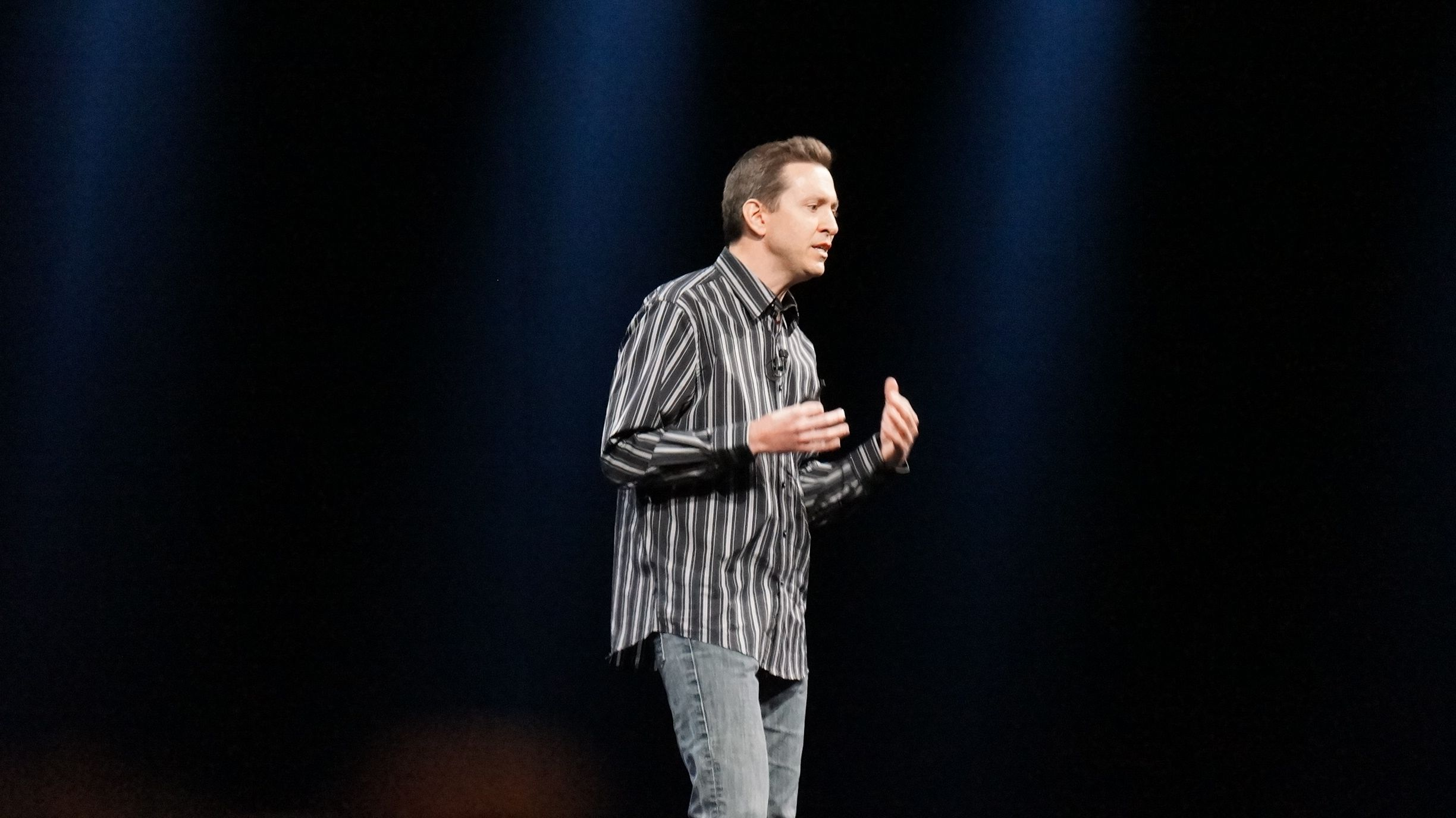 Apple WWDC 2012 Scott Forstall
