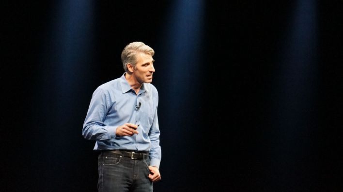 Apple WWDC 2012 Craig Federighi