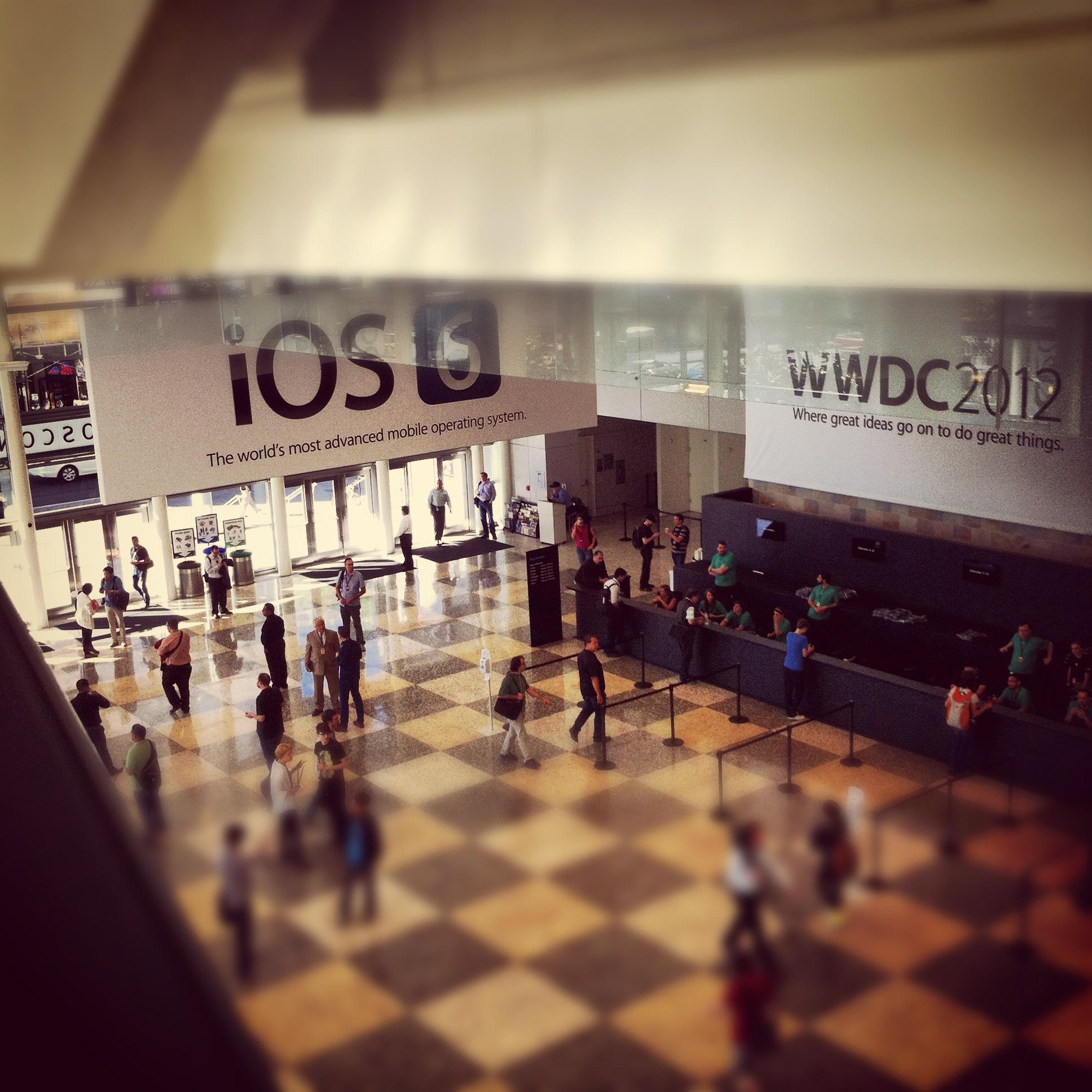 WWDC 2012 iOS 6