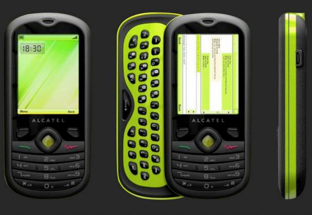 Jolt Mobile Alcatel