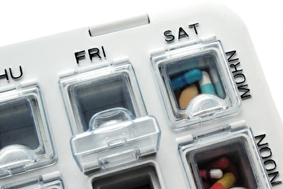 MedMinder MedApps pills