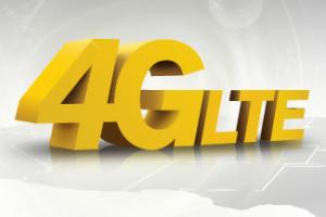 Sprint LTE logo
