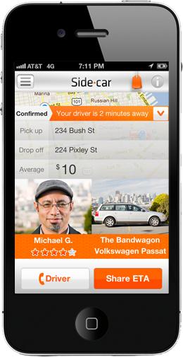 SideCar_confirmed screenshot in iphone