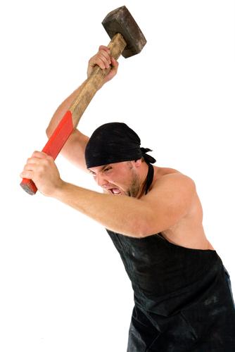 sleddgehammer, smash