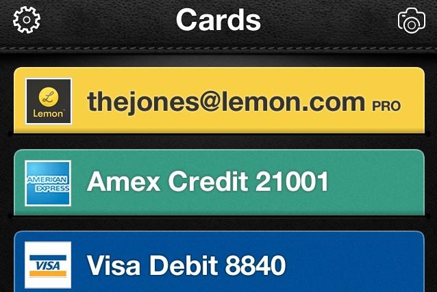 Smarter Wallet Card Case