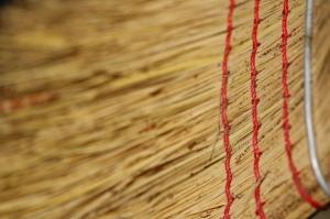 Broom sweeping