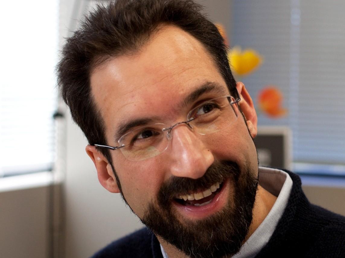 Nasuni CEO Andres Rodriguez