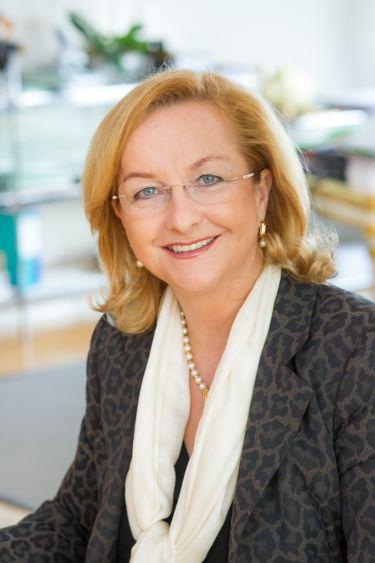 Austrian finance minister Maria Fekter