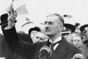 neville chamberlain appeases Hitler