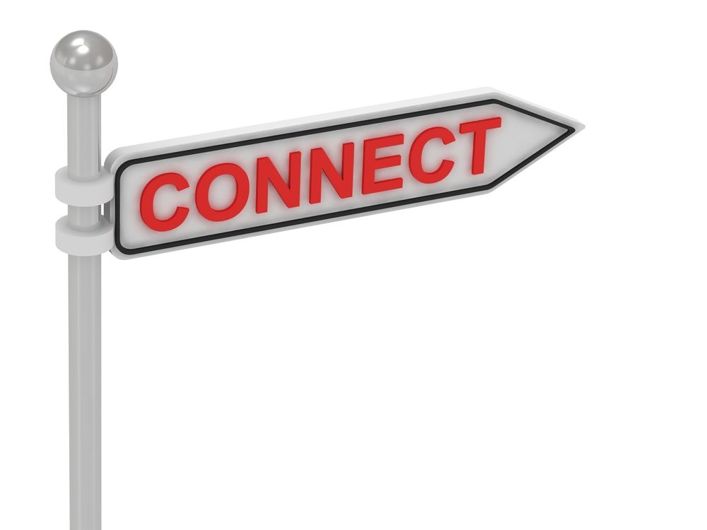 connect sign