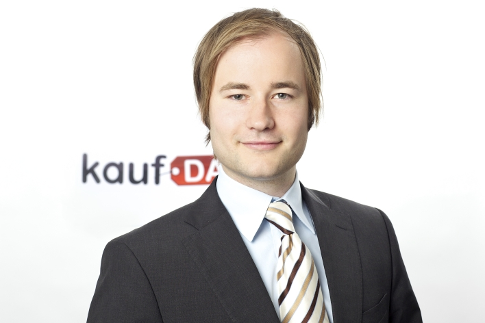 KaufDa CEO Christian Gaiser