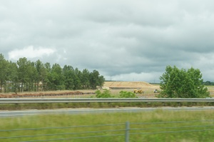 Apple's solar farm in Maiden, North Carolina