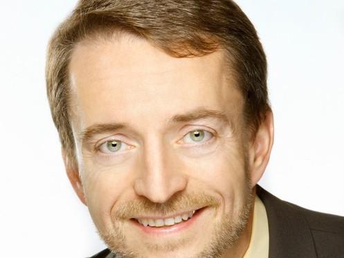 VMware's new CEO Pat Gelsinger.