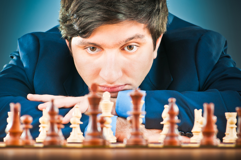 Master plan chess Grand Master Vugar