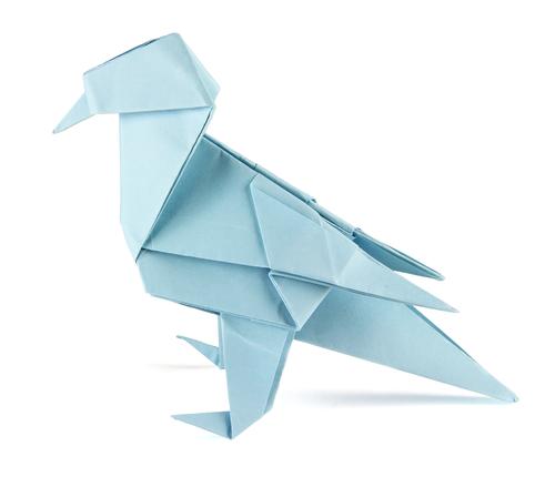 Twitter / paper crane
