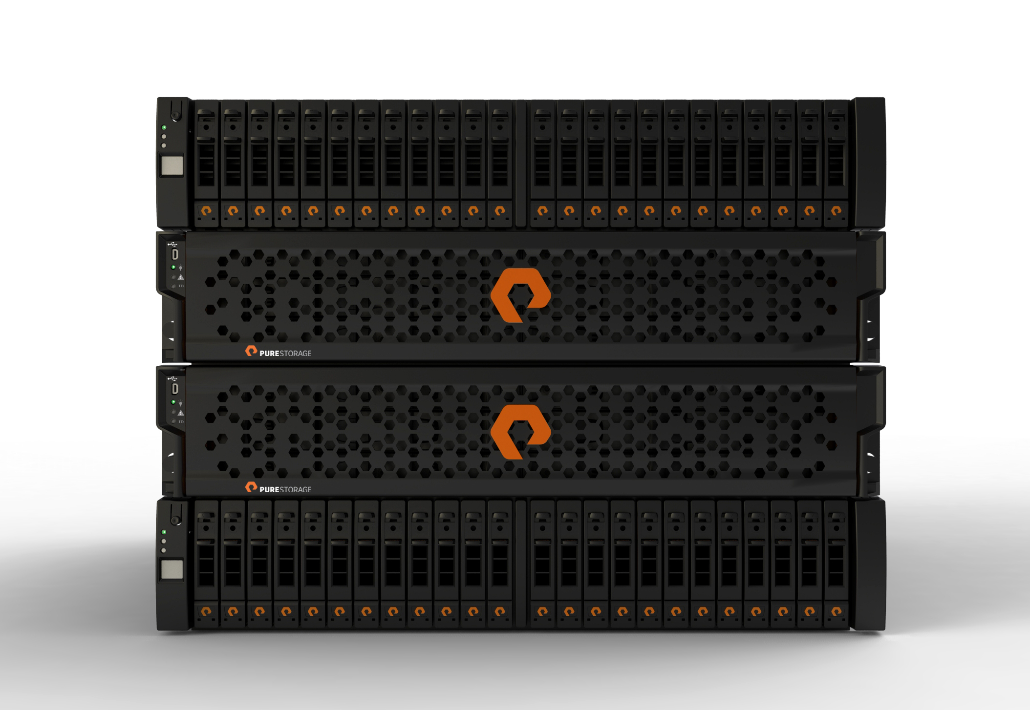 Pure Storage controllers