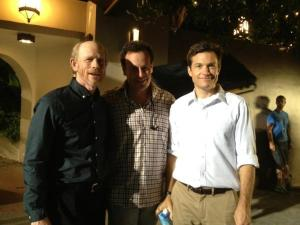 Ron Howard Jason Bateman Arrested Development