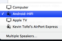 airplay-android